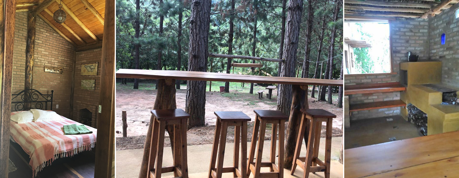Camping dos Pinheiros